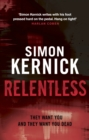 Relentless : (Tina Boyd 2) - Book