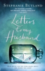 Letters To My Husband - Book