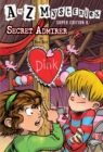 A To Z Mysteries Super Edition #8 : Secret Admirer - Book
