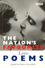 The Nation's Favourite: Love Poems - Book
