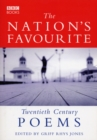 The Nation's Favourite : Twentieth Century Poems - Book