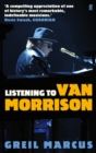 Listening to Van Morrison - Book