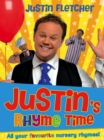 Justin's Rhyme Time - Book