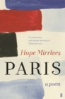 Paris : A Poem - Book