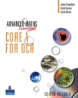 A Level Maths Essentials Core 1 for OCR Book, A Book and CD-ROM - Book
