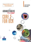 A Level Maths Essentials Core 2 for OCR Book and CD-ROM - Book
