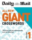 Daily Mail All New Giant Crosswords 1 - Book