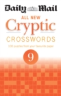 Daily Mail All New Cryptic Crosswords 9 - Book