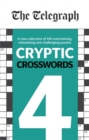 The Telegraph Cryptic Crosswords 4 - Book