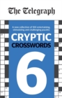 The Telegraph Cryptic Crosswords 6 - Book
