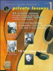 Acoustic Guitar Magazine's Private Lessons : 24 in-Depth Lessons, 12 Full Songs to Play - Book