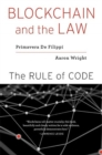 Blockchain and the Law : The Rule of Code - Book