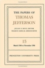 The Papers of Thomas Jefferson, Volume 15 : March 1789 to November 1789 - Book