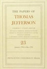 The Papers of Thomas Jefferson, Volume 23 : 1 January-31 May 1792 - Book