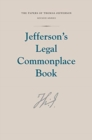 Jefferson's Legal Commonplace Book - Book