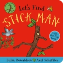 Let's Find Stick Man - Book
