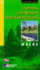 Inverness, Loch Ness and the North East Highlands : Walks - Book