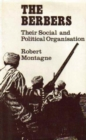 The Berbers : Their Social and Political Organisation - Book