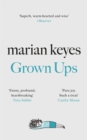 Grown Ups : The Sunday Times No 1 Bestseller - Book
