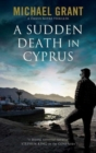 A Sudden Death in Cyprus - Book