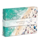 Gray Malin The Seaside 1000 Piece Puzzle - Book