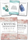 Crystal Intentions Oracle : Guidance and Affirmations - Book