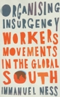 Organizing Insurgency : Workers' Movements in the Global South - Book