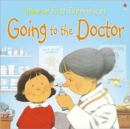 Going To The Doctor - Book