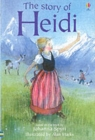 The Story of Heidi - Book
