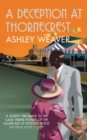 A Deception at Thornecrest : A stylishly evocative whodunnit - Book