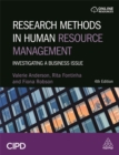 Research Methods in Human Resource Management : Investigating a Business Issue - Book