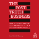 The Post-Truth Business - eAudiobook
