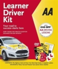 Learner Driver Kit - Book