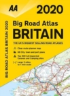 AA Big Road Atlas Britain 2020 - Book