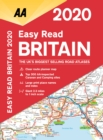 AA Easy Read Britain 2020 - Book