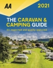 The Caravan & Camping Guide 2021 : AA Inspected and Quality Approved - Book