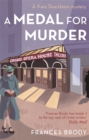 A Medal For Murder : Number 2 in series - Book