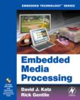 Embedded Media Processing - Book