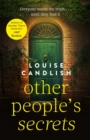 Other People's Secrets - Book