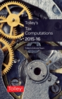 Tolley's Tax Computations 2015-16 - Book