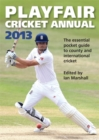 Playfair Cricket Annual 2013 - Book