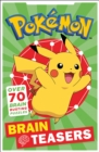 Pokemon Brain Teasers - Book