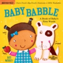 Indestructibles: Baby Babble - Book