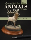 Carving Realistic Animals with Power, 2nd Edition - Book