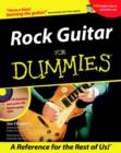 Rock Guitar For Dummies - Book