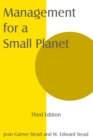 Management for a Small Planet - Book