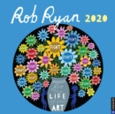 Rob Ryan 2020 Square Wall Calendar - Book