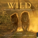 Wild 2020 Square Wall Calendar - Book