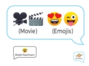 Movie Emojis : 100 Cinematic Q and As - Book