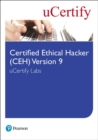 Certified Ethical Hacker (CEH) Version 9 uCertify Labs Access Card - Book